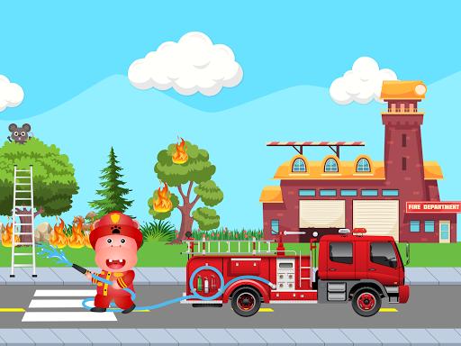Fireman for Kids screenshot 16