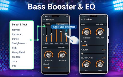 Music Player & Audio Player screenshot 13