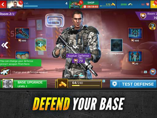 Sniper Fury: Online 3D FPS & Sniper Shooter Game 7 تصوير الشاشة