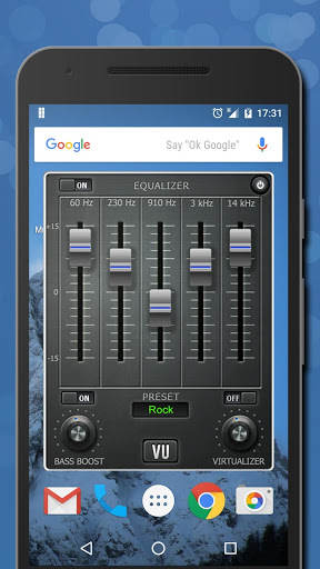 Music Volume EQ — Equalizer Bass Booster Amplifier 6 تصوير الشاشة