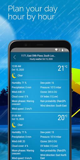 Weather Radar App—Weather Live Maps, Storm Tracker screenshot 4