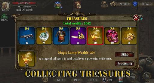 Dungeon Shooter : The Forgotten Temple screenshot 7