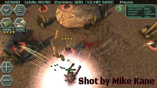 Zombie Defense 5 تصوير الشاشة