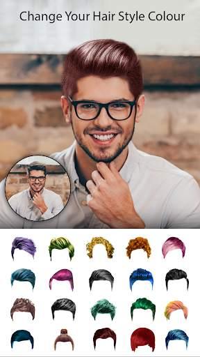 Man Photo Editor : Man Hair style ,mustache ,suit screenshot 13
