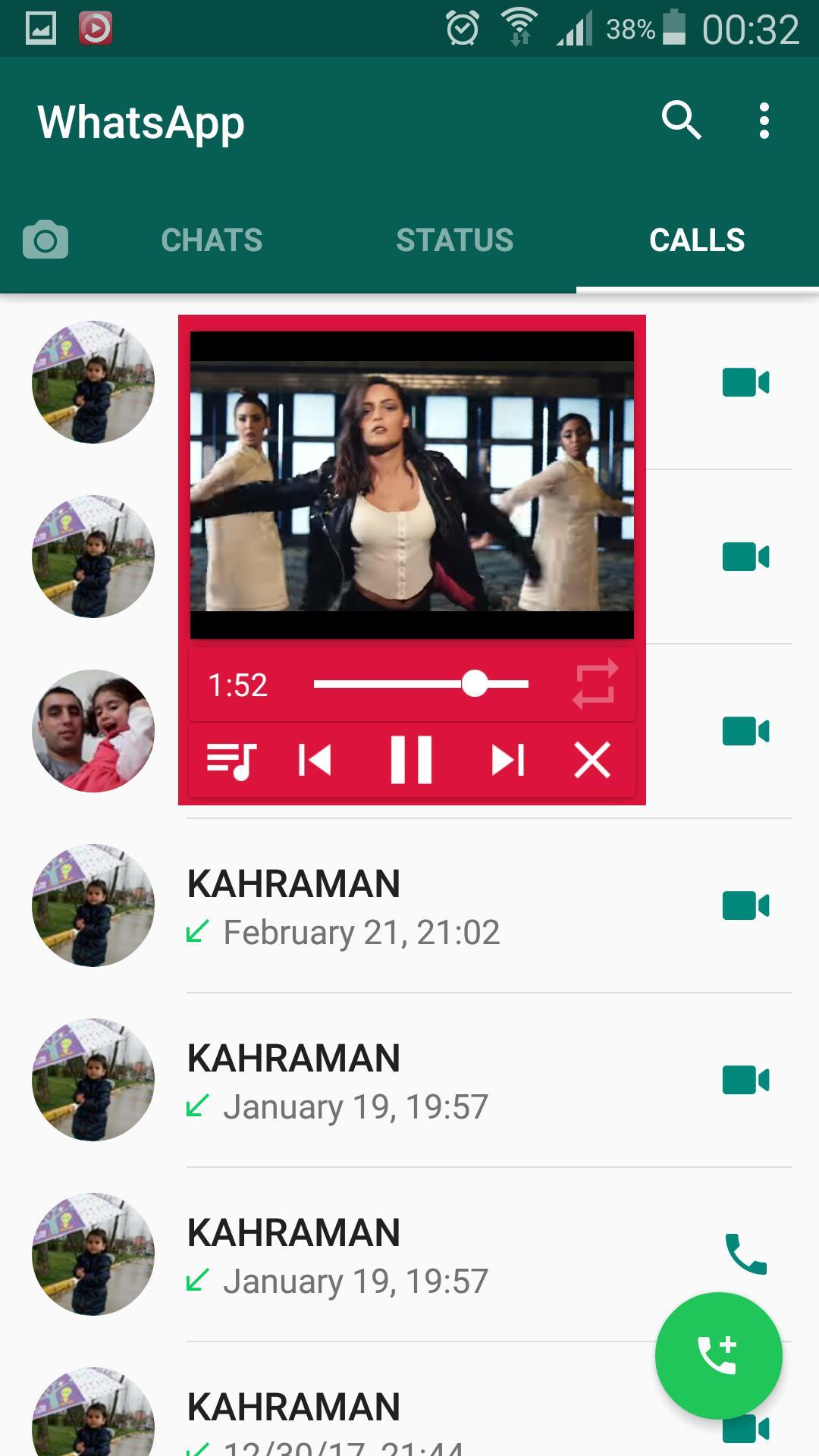Floating IamTube Music Player screenshot 8
