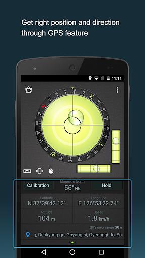 Kompas Poziomica screenshot 4