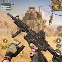 Commando Shooting Games 2021: Real FPS Free Games on 9Apps