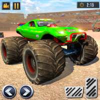 Real Monster Truck Demolition Derby Crash Stunts on APKTom