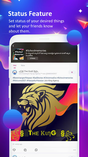 StreamKar - Live Streaming, Live Chat, Live Video screenshot 8