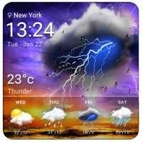 احوال الطقس ودرجة الحرارة on APKTom