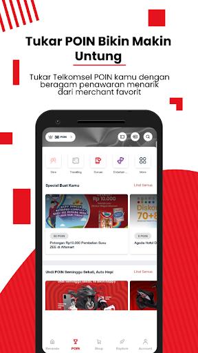 MyTelkomsel - Beli Pulsa/Paket & Dapat Kuota 7,5GB screenshot 7