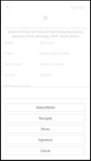 IntelliServe screenshot 5