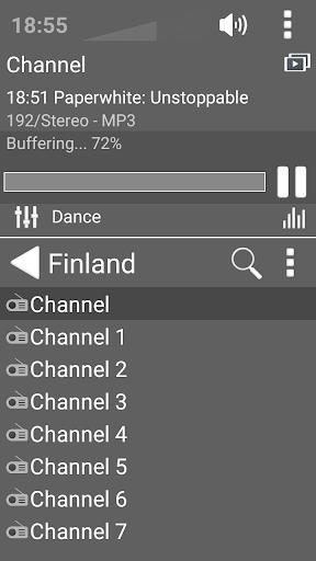 ProgTV Android screenshot 2