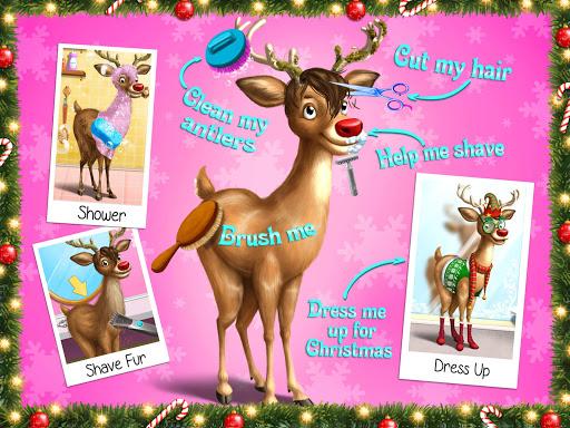 Christmas Animal Hair Salon 2 16 تصوير الشاشة