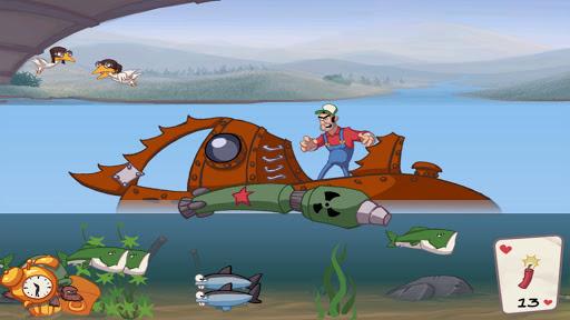 Super Dynamite Fishing Premium screenshot 14