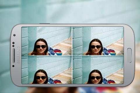 Photo Camera HD for Instagram 4 تصوير الشاشة