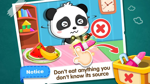 Baby Panda Home Safety स्क्रीनशॉट 7