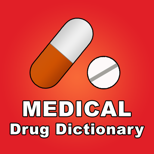 Medical Drugs Guide Dictionary أيقونة