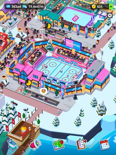 Sports City Tycoon - Idle Sports Games Simulator screenshot 15