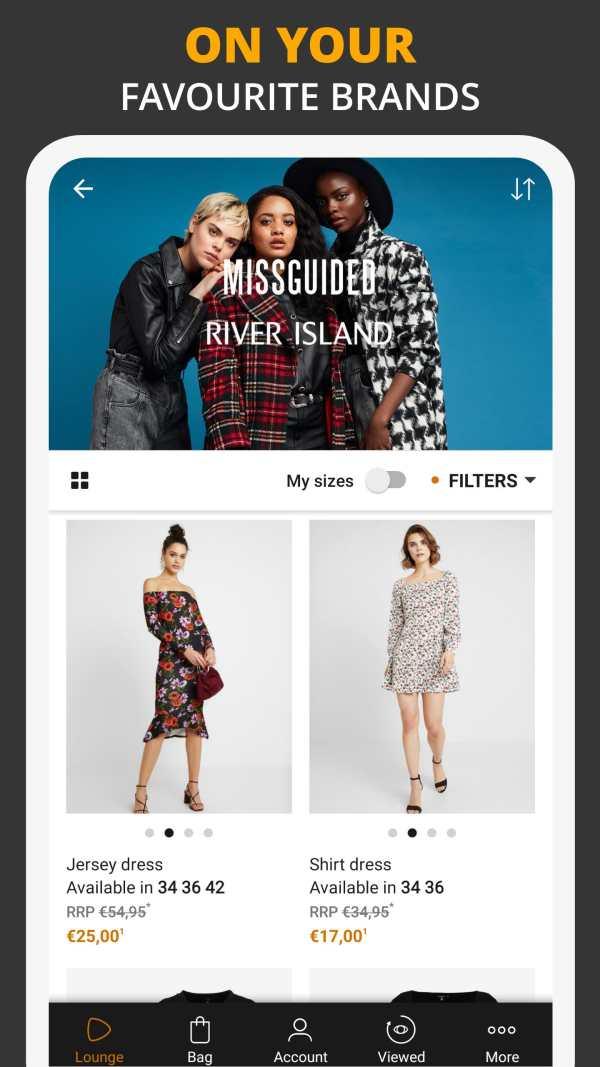 Zalando Lounge - Shopping Club screenshot 2