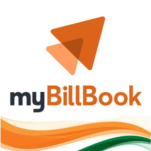 My BillBook - Free GST Billing and Inventory App icon