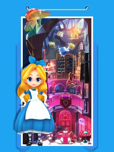 Pocket World 3D - Assemble models unique puzzle screenshot 9