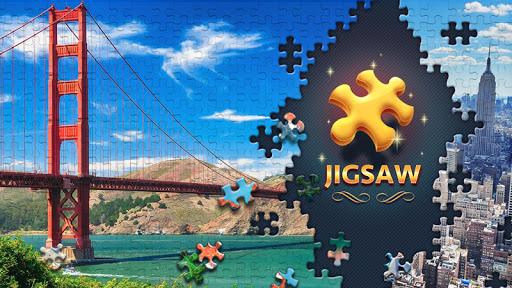 Jigsaw Puzzle 8 تصوير الشاشة
