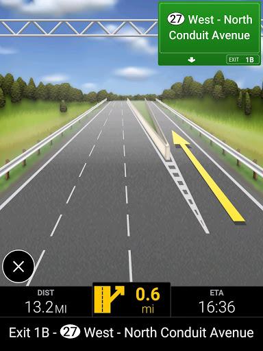 CoPilot GPS Navigation & Traffic screenshot 16