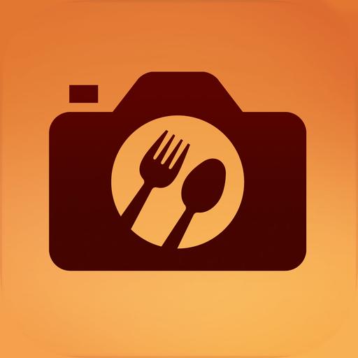 SnapDish AI Food Camera & Recipes أيقونة