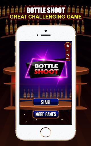 Bottle Shoot Game Forever screenshot 8