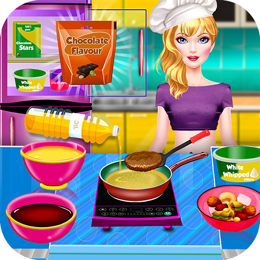 Cooking Recipes - in The Kids Kitchen أيقونة