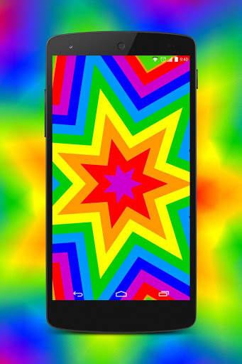 جميل خلفية لون screenshot 8