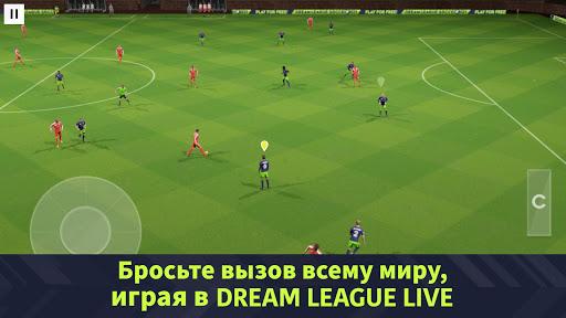 Dream League Soccer 2021 скриншот 6