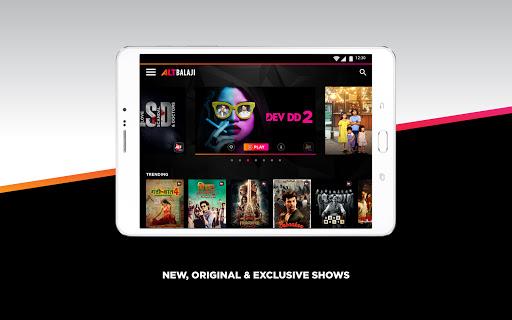 ALTBalaji - Watch Web Series, Originals & Movies 6 تصوير الشاشة