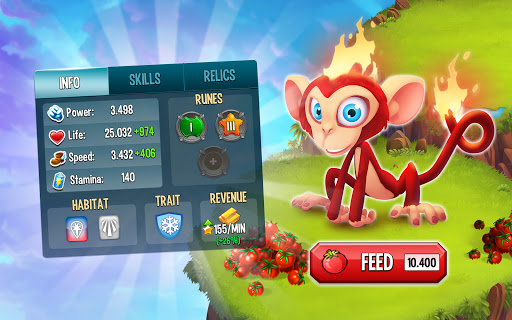 Monster Legends: Breed, Collect and Battle screenshot 13