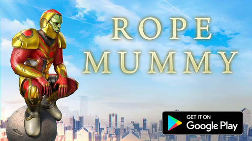 Rope Mummy Crime Simulator: Vegas Hero स्क्रीनशॉट 17