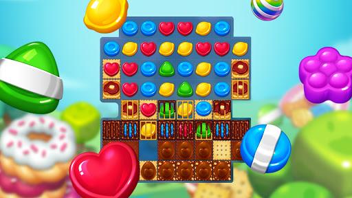 Lollipop: Sweet Taste Match 3 screenshot 1