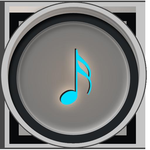MP3 كتر وصانع النغمات أيقونة