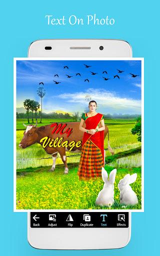 Village Photo Editor-Photo Frames 7 تصوير الشاشة