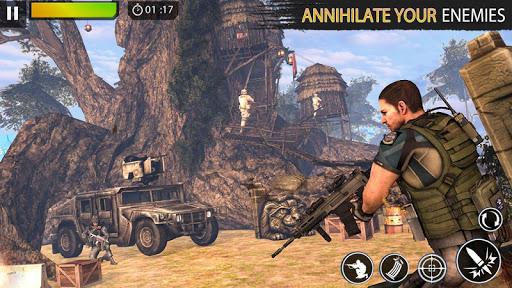 Mountain Assault Shooting 2019– Shooting Games 3D screenshot 3