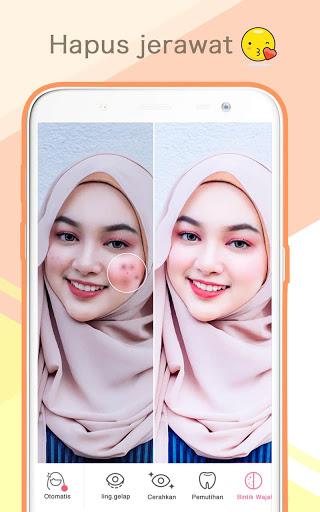 Sweet Selfie Camera - Editor Foto, Kamera Cantik screenshot 4
