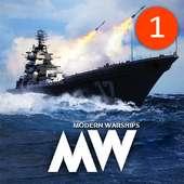 MODERN WARSHIPS: Pertempuran Laut Online on APKTom
