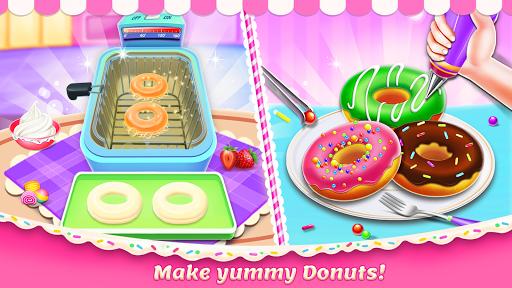 Sweet Bakery Chef Mania: Baking Games For Girls screenshot 3