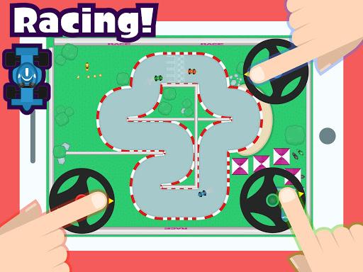 Permainan 2 3 4 Pemain screenshot 9