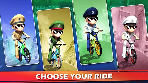 Little Singham Cycle Race screenshot 7