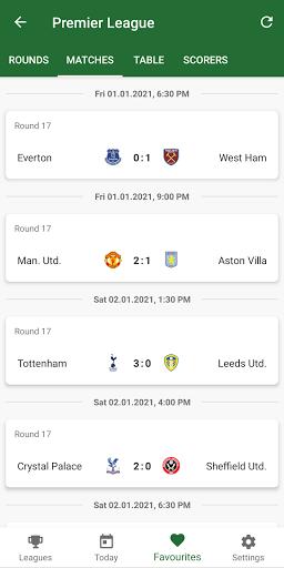 GoalAlert - The fastest football app 6 تصوير الشاشة
