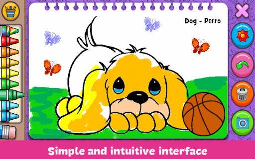 Coloring & Learn screenshot 2