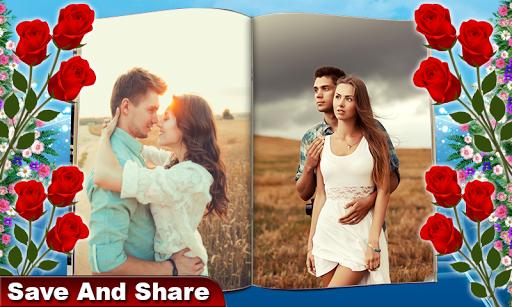 Photobook Photo Editor – Dual Frames Photo Collage screenshot 2
