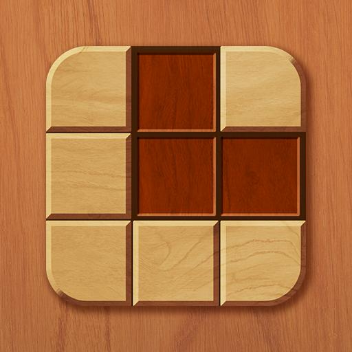 Woodoku: Holzblock-Puzzle-Spiele icon