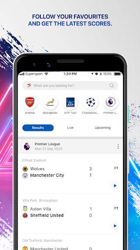SuperSport screenshot 3